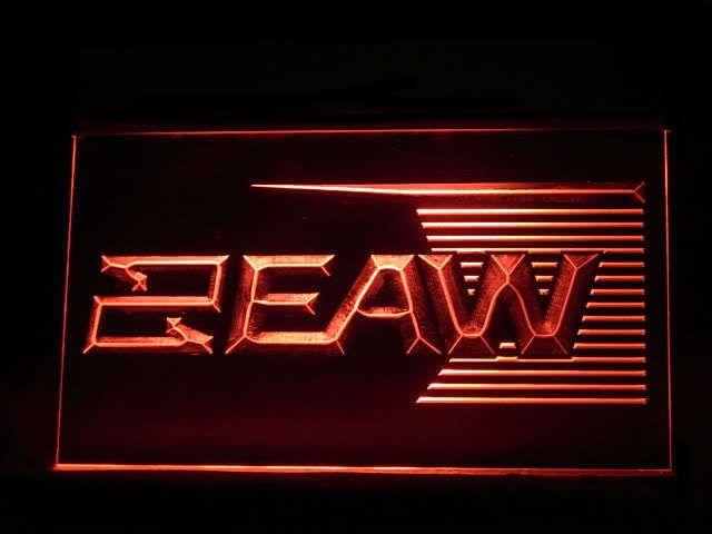 EAW LED Light Sign www.shacksign.com