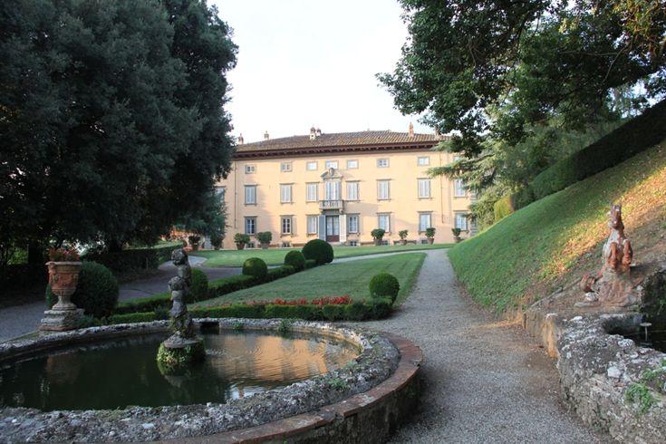 Villa Oliva Lucca, Tuscany