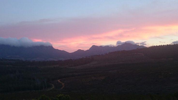 Sunset at Bezweni