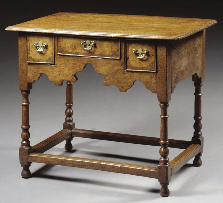 A SIDE TABLE  QUEEN ANNE  EARLY 18TH CENTURY oak and walnut crossbanded   with. 26 best 18th Century Furniture images on Pinterest   18th century