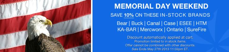 memorial day discounts pittsburgh