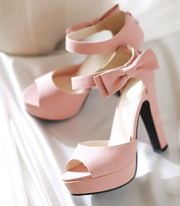 231c25ec843 18 Cute High Heels Inspirations To Complete Your Girly Style
