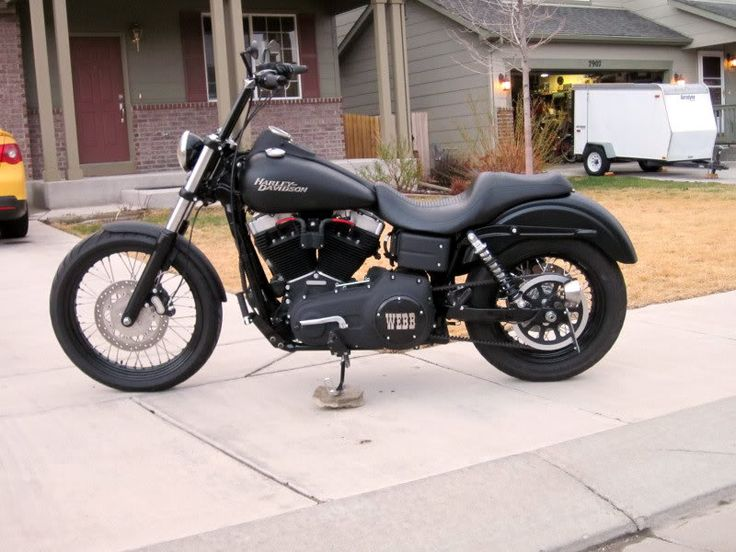 Thug Style / Club Style Dyna pic's - Page 53 - Harley Davidson Forums