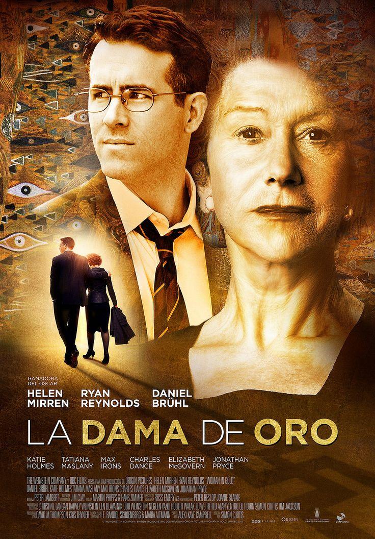 La dama de oro (Simon Curtis) https://www.facebook.com/BibliotequesUniversitatValencia/photos/a.214528528688900.55074.211010989040654/576319505843132/?type=1&theater