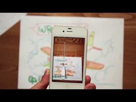App per disegnare e colorare su smartphone e tablet con realtà aumentata