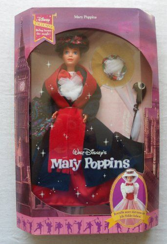 Toys For Mary Poppins : Mary poppins doll by mattel disney exclusive