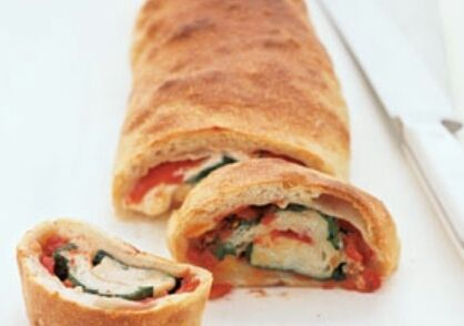 Pizza Stromboli recept | Smulweb.nl