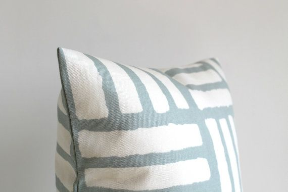 $12 Geometric Pillow Cover Scandinavian Cushion Cover by CoupleHome