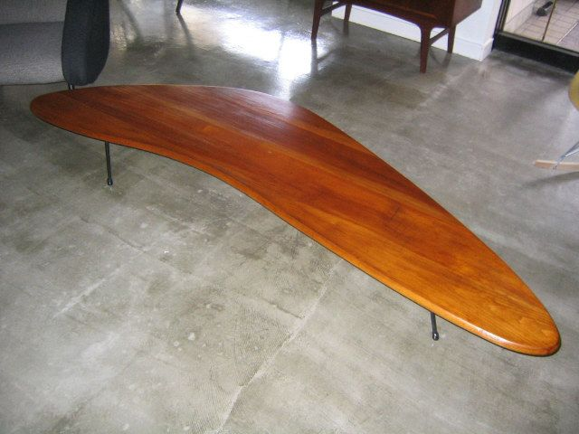 Kidney Shaped Coffee Table for Family Room http://www.gmodernspace.com - 11 Best Images About Coffee Table On Pinterest Cocktails, Office