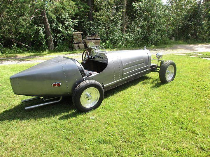 Bugatti Kit Car From The VW Bugatti Facebook Page. Https://www.