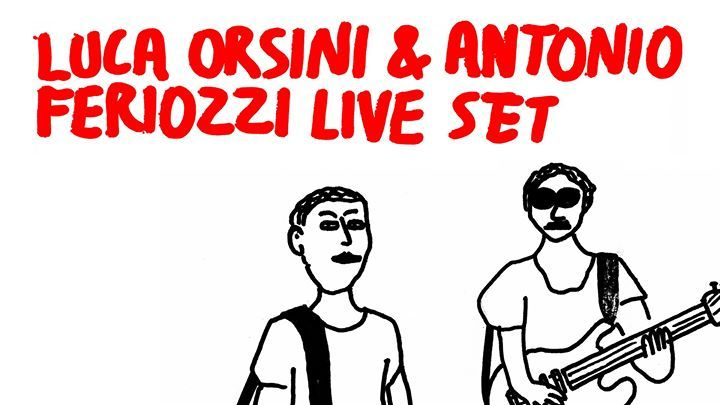 Bar Dello Sport  LUCA ORSINI & ANTONIO FERIOZZI live http://ift.tt/1XQHclp