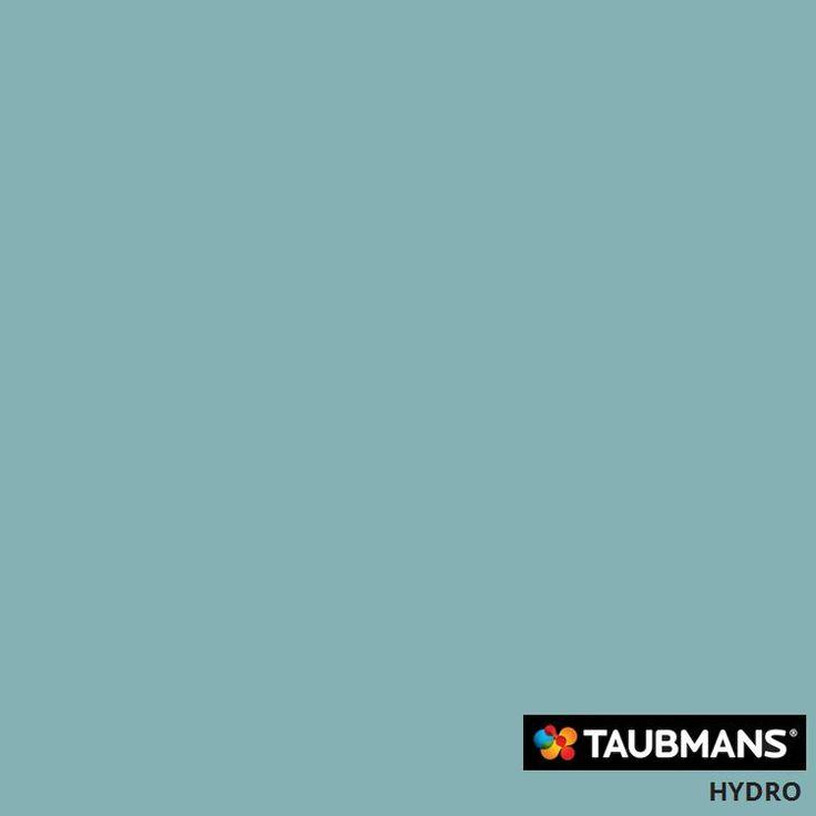 #Taubmanscolour #hydro