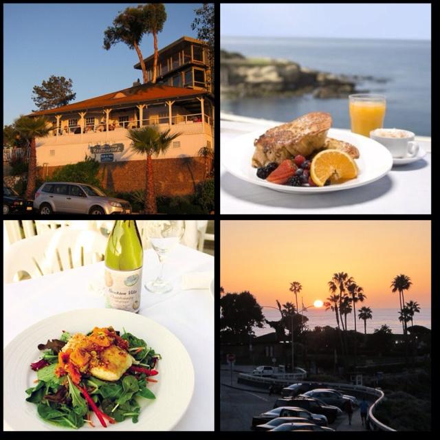 La Jolla Cove Restaurants Breakfast