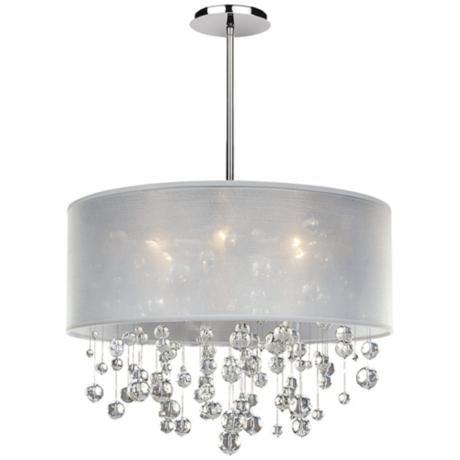 Silhouette pendant by glow lighting modern pendant lighting lightology