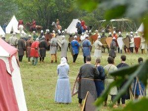 Reconstitution bataille - Muret - Haute Garonne - Spectacle