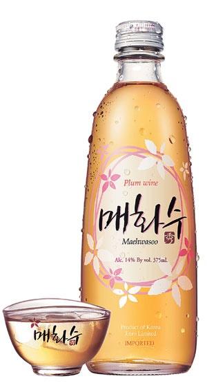 Korean Plum Wine