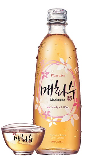 Korean Plum Wine
