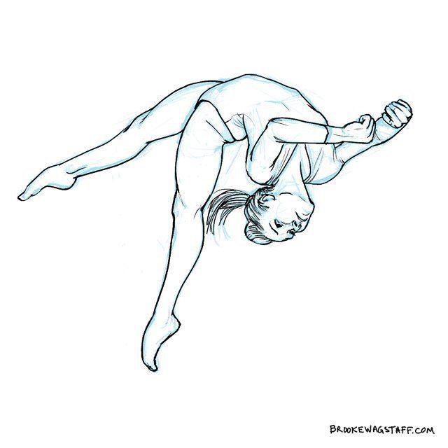 Zorluklar karşında ben #Zorluk #Jimnastik
