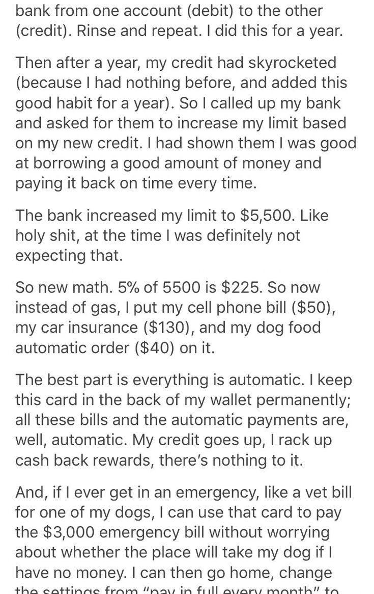 Kredit aufbauen mit Ihrer ersten Kreditkarte Punkt 2 Kredit aufbauen mit Ihrer ersten Kreditkarte Punkt 2 –