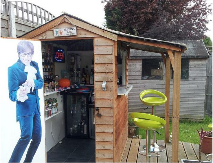 18 Best Diy Ideas To Convert Sheds Into An Entertainment