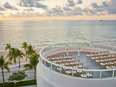 Hilton Fort Lauderdale Beach Resort Fort Lauderdale Florida Wedding Venues 7