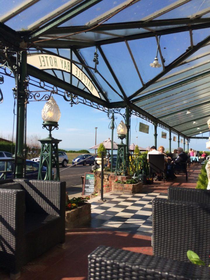 Walpole Bay Hotel in Margate, Kent
