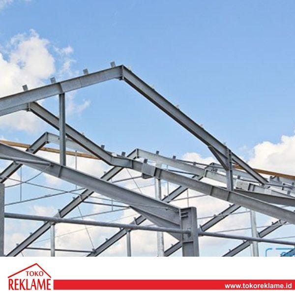 spesifikasi baja ringan untuk atap jasa pasang dayat banjarmasin di 2020 reklame