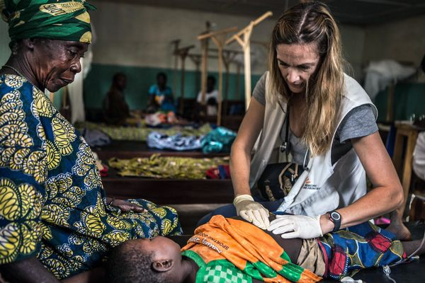Doctors Without Borders/Médecins Sans Frontières (MSF) works in nearly 70 countries providing medical aid to those most in need regardless of their race, religion, or political affiliation.