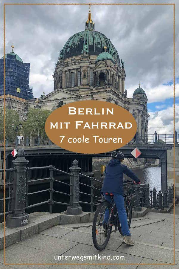 Routenplaner Berlin Fahrrad