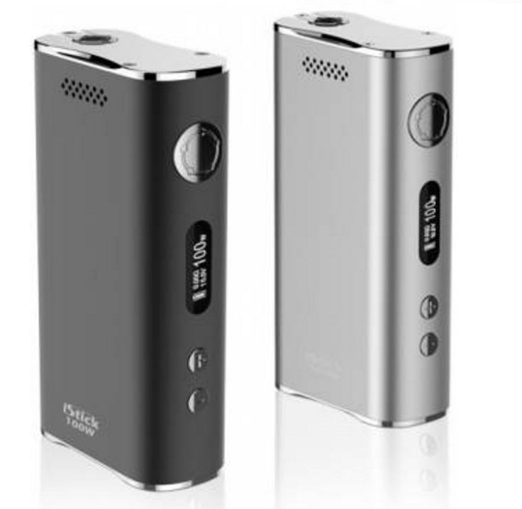 Eleaf iStick 100W mod is an excellent electronic cigarette device for replaceable 18650 batteries. Buy online for UK delivery from Vapour Days UK.