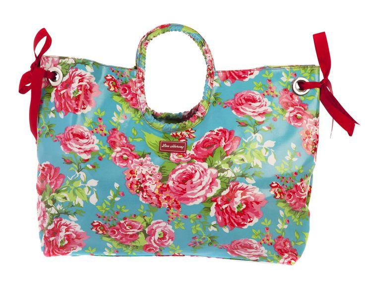 Beautiful Lou Harvey Beach Bag