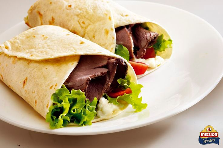 #missionwraps #wraps #food #inspiration #meal #salad #snack #healthy #lunch #idea #meat #beef www.missionwraps.es