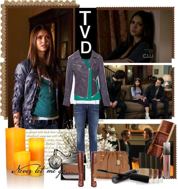 """""""Elena Gilbert Style"""" by cecilieutke ❤ liked on Polyvore"""