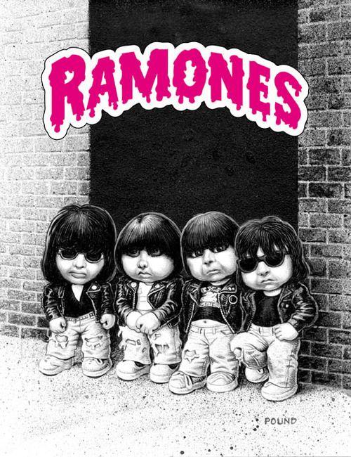 Ramones.