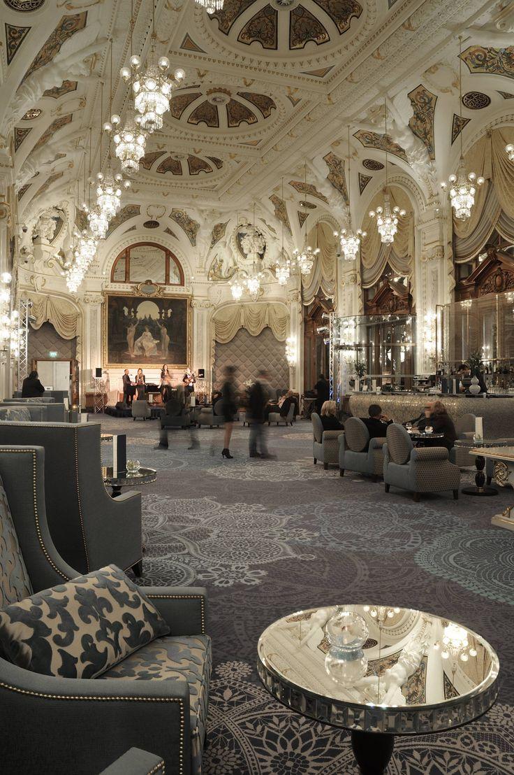 The casino at Monte Carlo, Monaco. The Café de Paris entertained the likes of King Edward VII and Grand Duke Nicholas of Russia.