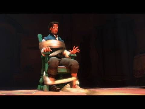 Tangled Trailer HD ... point of view lesson