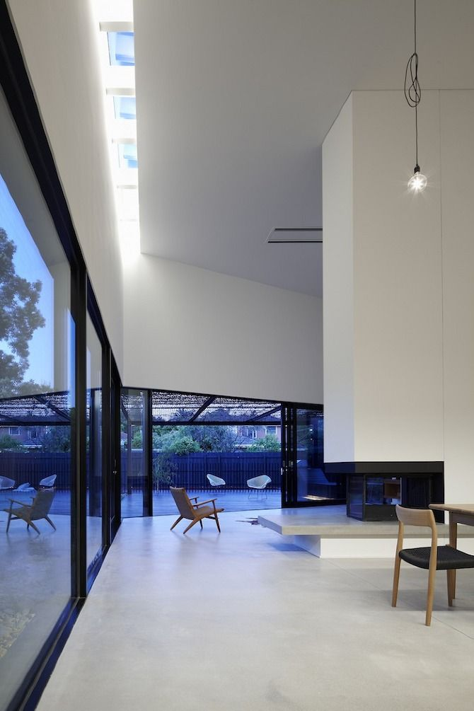 85 best aanbouw images on pinterest arquitetura for Outer space design melbourne