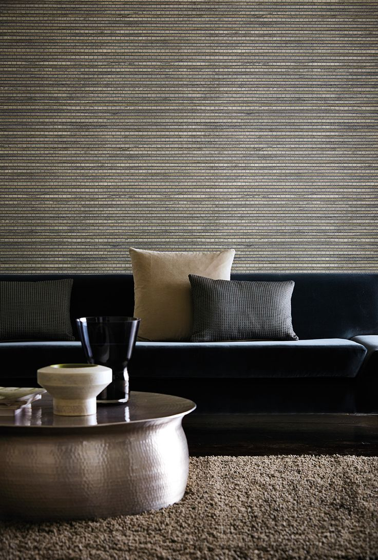 Reed Wallpaper - Anthology 02 Collection by Harlequin. #harlequin #interiordesign #wallpaper