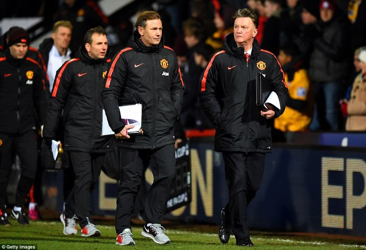 Louis van Gaal was left with plenty to ponder after his Manchester United side were held t...