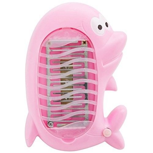 Insect Zapper Mosquito Killer Mosquito Lamp Trap Pink  LED Electronic Indoor NEW #OpportunityBestDealMosquitoKiller