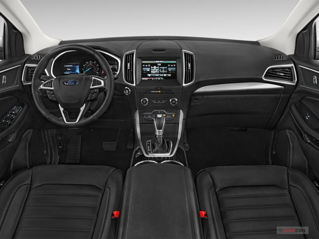 2016 Ford Edge: Dashboard