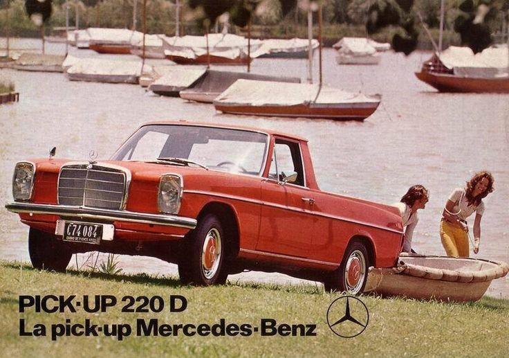 Mercedes Benz pick up 220 D https://plus.google.com/+JohnPruittMotorCompanyMurrayville/posts
