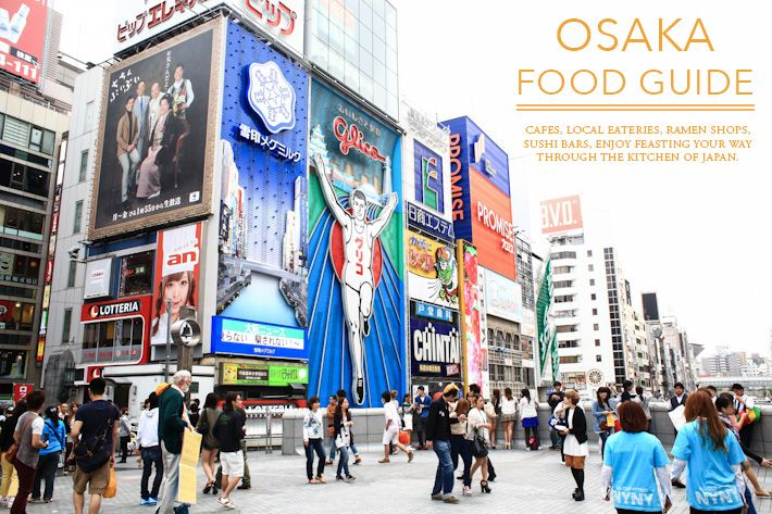 """Osaka is affectionately known as the """"Kitchen of Japan"""", and with this title, it only means that every meal at the Japanese city will be a good meal. There ar"""
