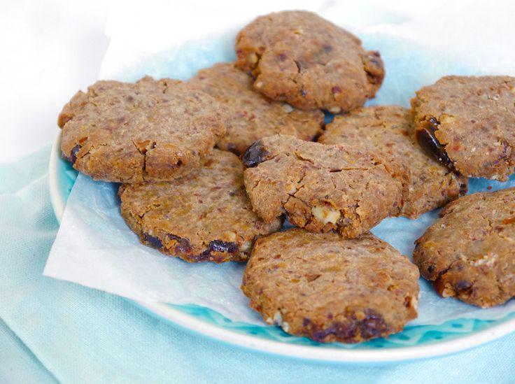 Glutenvrije boekweit koekjes – SKINNY SIX | Chickslovefood.com | Bloglovin'