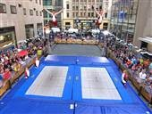 Two local brothers compete for one Olympic trampoline spot.. Way to go, fellas! Atlantic Highlands represent!