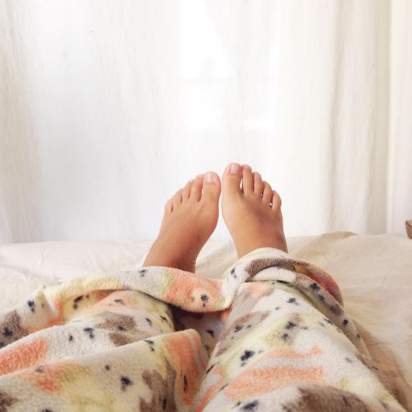 Sunday morning #bed #sleep