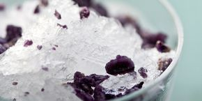 This gin and tonic granita recipe from Marcus Wareing is simple to make for a fantastic take on the classic British tipple. The granita is a great summer dessert.