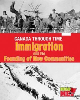 What is a homesteader and why did they want to move to the prairies? Look inside this book to find out! Immigration and the Founding of New Communities looks at what happened after the 1867 Canadian Confederation agreement. From the gold rush, to the building of the railways, we look at how Canada attracted and employed new immigrants.