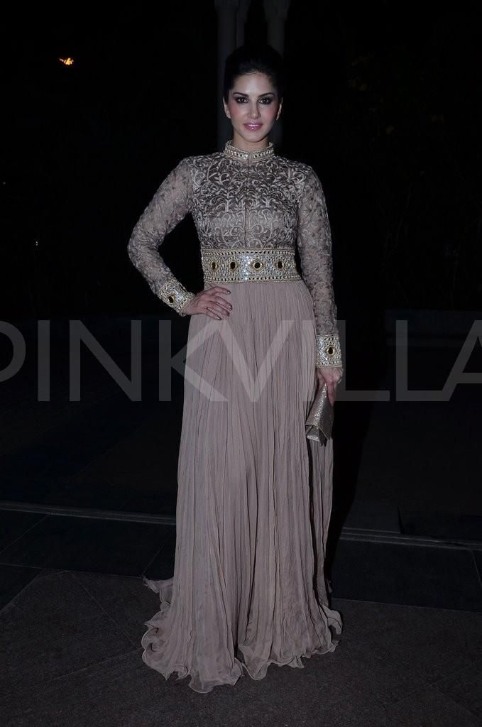Sunny Leone, Sana Khan and other celebs at Times Good Food Awards red carpet | PINKVILLA