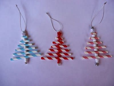 58 best christmas crafts images on Pinterest  Christmas crafts